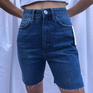 Very stylish and in Urban Outfitters shorts!!